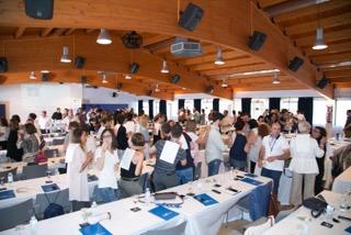 Conferencia en El Escorial - proceso participativo.